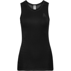 Odlo Performance Light Top Crew Neck Singlet Women black